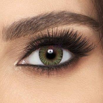 Buy Freshlook Green Contact Lenses - ColorBlends Collection - lenspk.com