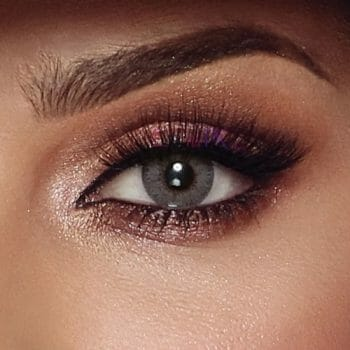 Buy Bella Amber Gray Contact Lenses - Elite Collection - lenspk.com