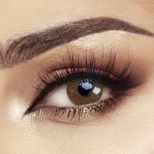 Buy Bella Natural Hazel Contact Lenses - lenspk.com