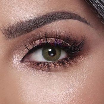 Buy Bella Silky Green Contact Lenses - Elite Collection - lenspk.com