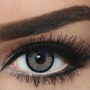 Bella Highlight Cool Grey Contact Lenses