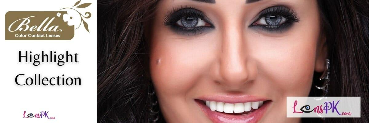 Bella Highlight Collection Contact Lenses